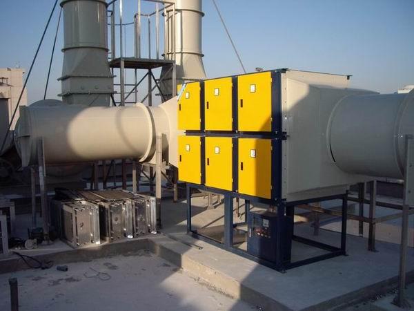 机械行业油烟雾处理装置