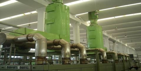 高温油烟有机废气